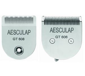 Aesculap Scherköpfe für Aesculap Exacta / Isis und Aesculap Akkurata / Vega