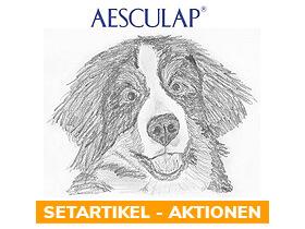 x% Aesculap Hundeschermaschinen - Aktionen