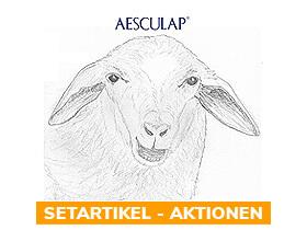 x% Aesculap Schafschermaschinen - Aktionen