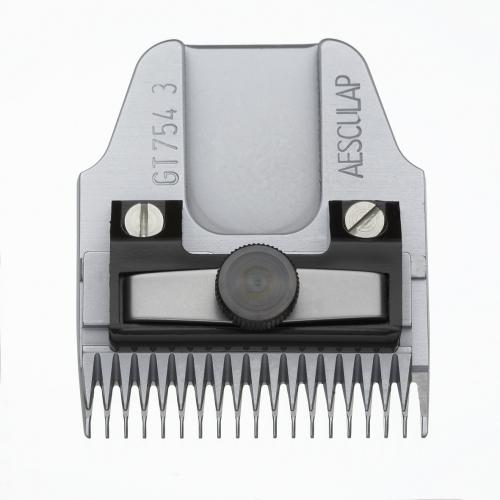 GT 754 AESCULAP Scherkopf - 3 mm Schnitthöhe, fein kurze Zähne