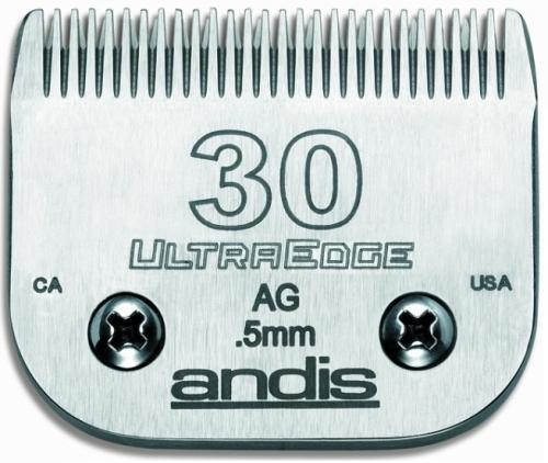 andis Size 30 UltraEdge Scherkopf, 0,5 mm