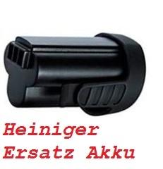 Heiniger XPLORER Batter Li-Ion Ersatz-Akku