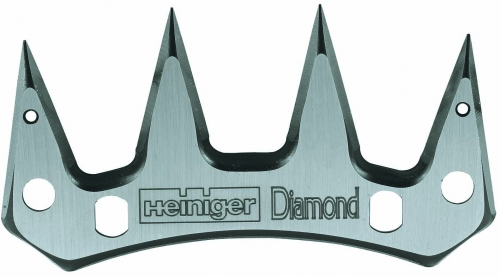 HEINIGER Diamond Run-In Obermesser Schermesser / Schafschermesser - Oberkamm SCHAFE