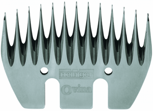 HEINIGER Ovina Unterkamm  Schermesser / Schafschermesser - Standard Kammplatte SCHAFE