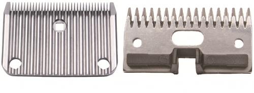 A2/AC Medium WAHL / LISTER SHEARING (UK) / HORIZONT Pferdeschermesser 35/17 - 2,5 mm