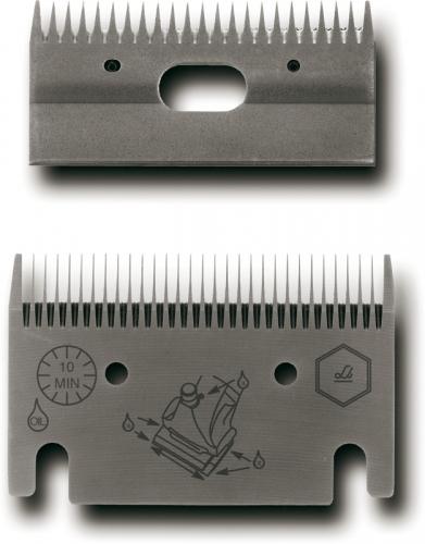 Schermesser LI 122 (passend für Aesculap, Heiniger, De Laval, Horizont)