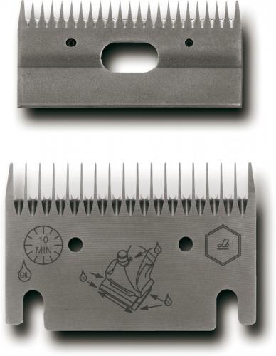 LI 107 LISTER / LISCOP Schermesser (bestehend aus LI 107 + LI 100)