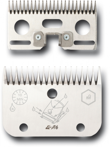 Schermesser LI A 6 (passend für Constanta1, Constanta2)