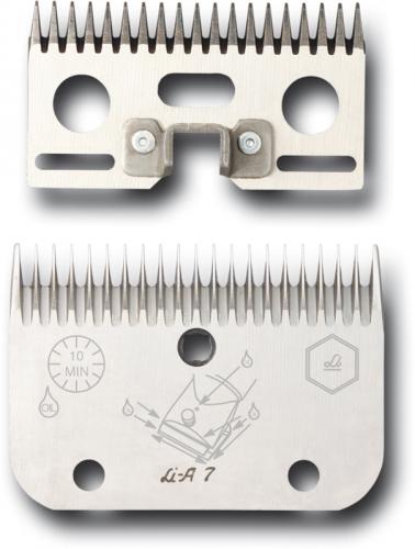 LI A 7 LISTER / LISCOP Schermesser