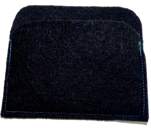 Filz Kammschutz Schermesserschutz Schutzhülle für Kammplatten, Kammtasche