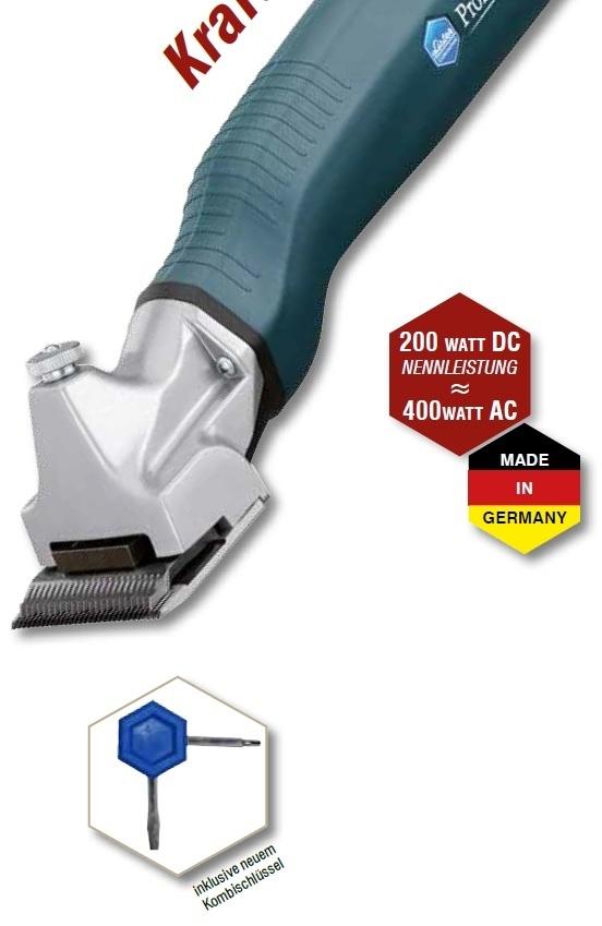 Küchenprofi Messer Profi Line ~ lister liscop schermaschine rinderschermaschine profi