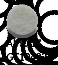 Ölfilz für oberes Gehäuse (rund) Filzscheibe, Abb. 17