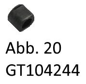 Gleitstein getempert, Abb. 20