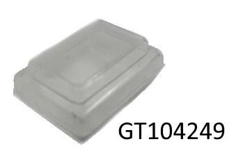 Dichthaube (Schalterkappe) für Wippschalter, Abb. 35