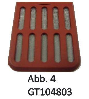 Luftfilter, Abb. 4