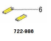 Ersatzstiftset (1 Paar), Abb. 6
