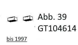 Kohle ab 1998, 1 Paar, Abb. 39