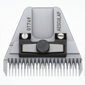 GT 749 AESCULAP Scherkopf breite Ausführung