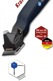 LISTER / LISCOP Schermaschine / Pferdeschermaschine PROFI LINE Pferd - mit LI 102