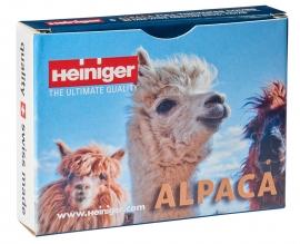 HEINIGER Alpaca mit LG2 Unterkamm Schermesser Kameliden-Kammplatte LAMAS, ALPAKAS, ...