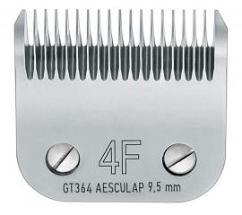 GT 364 AESCULAP Size 4F - 9,5 mm Snap On Scherkopf, fein