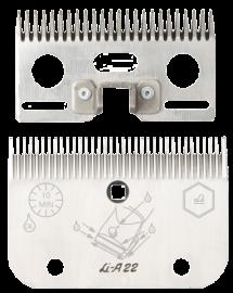 LI A 22 LISTER / LISCOP Schermesser