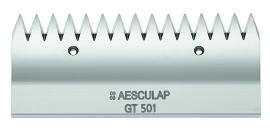 GT 501 AESCULAP Schermesser -  Obermesser fein, 15 Zähne Pferdeschermesser / Rinderschermesser
