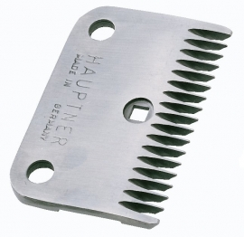 86862 HAUPTNER 18Z, 3 mm, Schermesser - Unterkamm Standard RINDER/Pferde/Hunde
