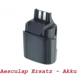 AESCULAP Ersatz Akku GT 801 für Aesculap Econom CL und Econom CL equipe Akkuschermaschine