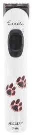 AESCULAP GT 416 Exacta (ähnlich Isis) Hunde Akku-Trimmer Gesichtstrimmer / Pfotentrimmer mit Lithium-Ionen Akku (Nachfolger GT 415) für spezielle Partien am Hund