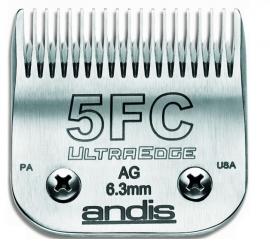 andis Size 5FC UltraEdge Scherkopf, 6,3 mm, fein