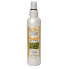 DOG WELLNESS FOXFIRE - Fellglanzspray für Hunde, 200 ml
