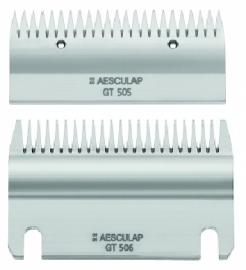 AESCULAP GT 506 / GT 505, 3 mm, 24/23 Schermesser