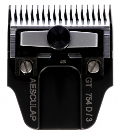 GT 754 D AESCULAP Scherkopf - 3 mm Schnitthöhe, fein kurze Zähne, mit DLC Beschichtung