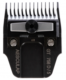 GT 758 D AESCULAP Spezial Scherkopf - 5 mm Schnitthöhe, mit DLC Beschichtung