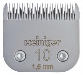 Heiniger Scherkopf Size 10, 1,5 mm Schnittlänge