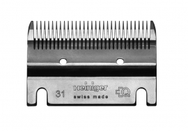 HEINIGER Schermesser - Untermesser Standard 31 - Standard-Pferdeschermesser