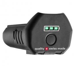 HEINIGER Opal Akku-Schermaschine Hundeschermaschine 7.2V incl. 1 Akku ohne Scherkopf - auch für Detailschur bei Pferde und Rinder geeignet