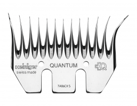 HEINIGER Quantum Run-In Unterkamm Schermesser / Schafschermesser - Standard Kammplatte SCHAFE