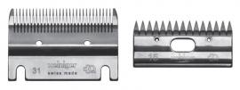 HEINIGER Schermesser - Set Standard 31/15 Standard-Pferdeschermesser