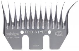 HEINIGER Freestyle Unterkamm Schermesser / Schafschermesser - Standard Kammplatte SCHAFE