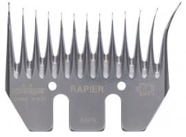 HEINIGER Rapier Unterkamm Schermesser / Schafschermesser -  Standard Kammplatte SCHAFE