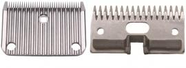 A2/AC Medium WAHL / LISTER SHEARING (ENGLAND) / HORIZONT Pferdeschermesser 35/17 - 2,5 mm