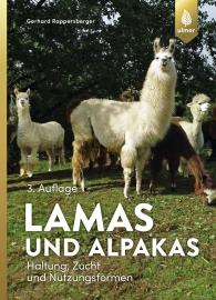 Lamas und Alpakas - Haltung, Zucht und Nutzungsformen / ULMER VERLAG Buch