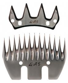 LI A 5 LISTER / LISCOP Schermesser / Schafschermesser