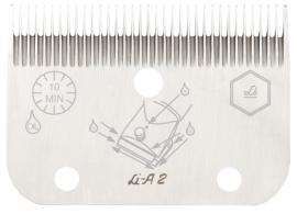 LI A 2 LISTER / LISCOP Schermesser - Untermesser