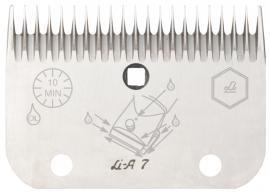 LI A 7 LISTER / LISCOP Schermesser - Untermesser
