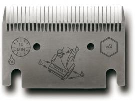LI 102 LISTER  / LISCOP Schermesser - Untermesser