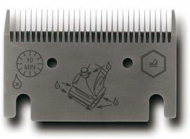 LI 122 LISTER / LISCOP Schermesser - Untermesser