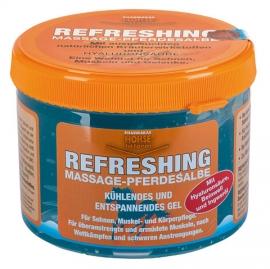 HORSE Fitform Massage Pferdesalbe REFRESHING, 500 ml